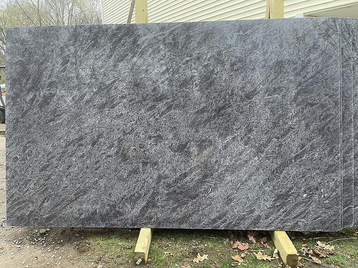 Vizque Blue  Granite Dual Finish .