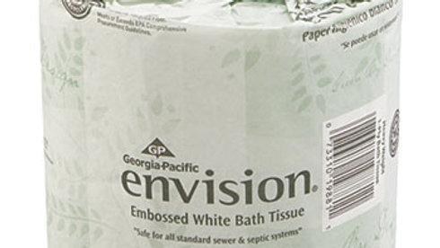 Georgia Pacific® Professional Bathroom Tissue, 550 Sheets/Roll, 80 Rolls/Carton