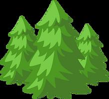 Lazy Acres Final Logo Trees Symbol.png
