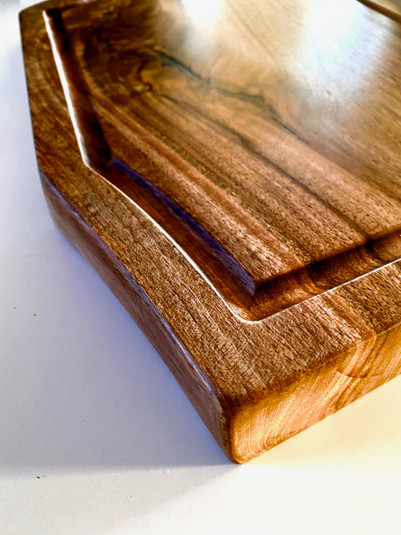 Scottish Walnut Chopping Boards