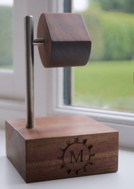 Engraved Watch Stand