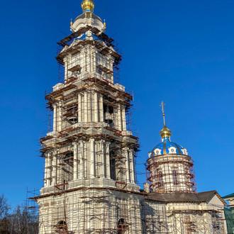В областном центре продолжают восстанавливать комплекс Костромского кремля