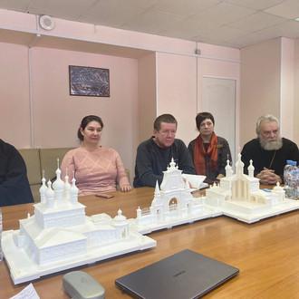 Прошел круглый стол «Паломничество в России в условиях высокой неопределенности»