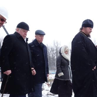 Фоторепортаж: 4 ноября 2016 года в Костромском кремле.
