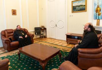 В Московском Патриархате обсудили вопросы реставрации Костромского кремля