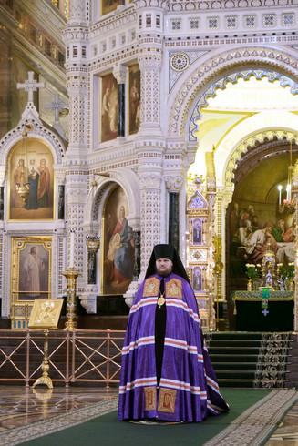 Пять лет архиерейского служения управляющего Костромской митрополией