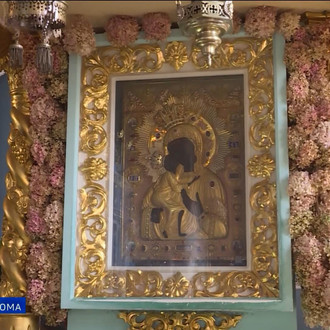 Костромские православные отметили день Феодоровской иконы Божьей Матери