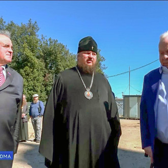 На освящение Костромского кремля приглашен Патриарх Кирилл