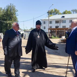 Сердце города – в его кремле