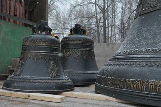 Звонницу Костромского кремля украсят 18 колоколов
