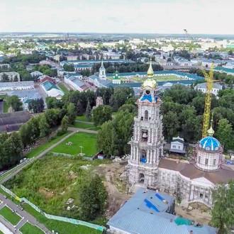 Телепрограмма «Православный вестник» о Костромском кремле и Центральном парке Костромы