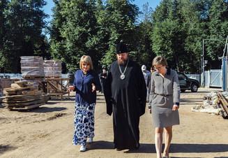 Заместитель министра культуры РФ посетила Костромской кремль