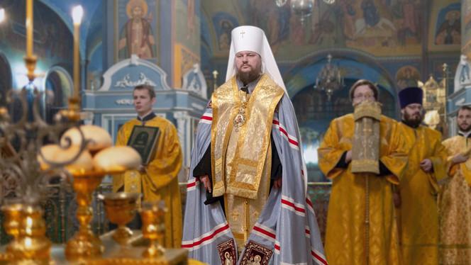 25 декабря – день тезоименитства митрополита Ферапонта