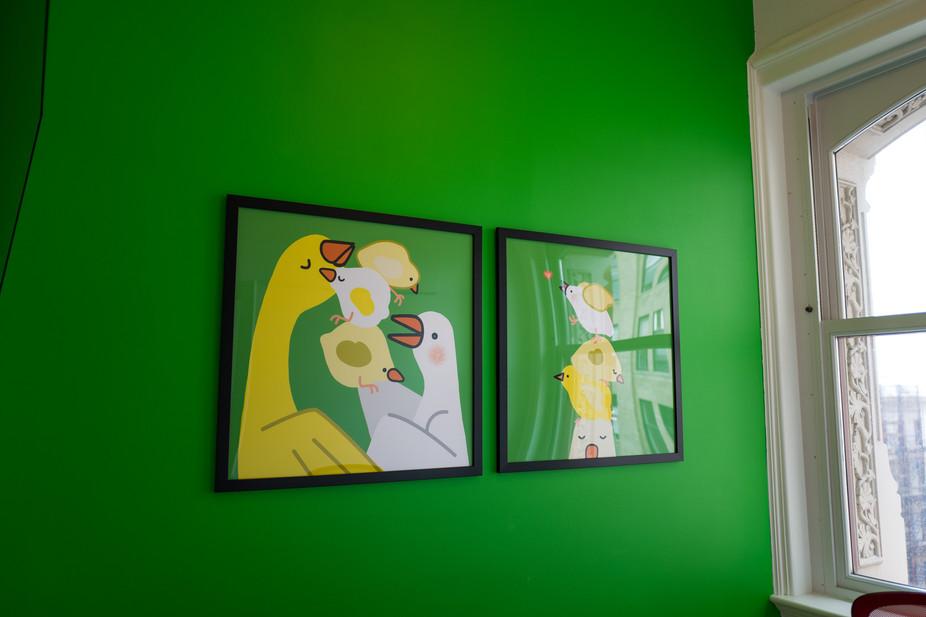 The Dodo | Office Design