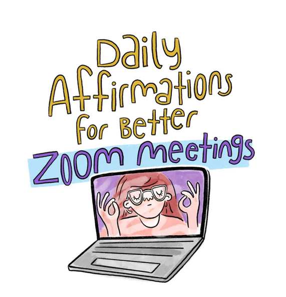 Weekly Humorist | Daily Affirmations