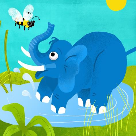 Kid Illustrations