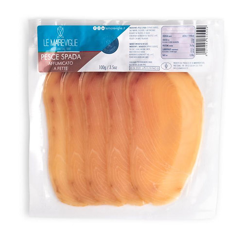 SMOKED SWORDFISH 100GR