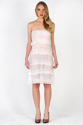1920s Style Lace Dress