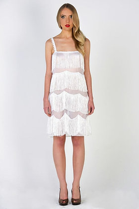 1920s Style Flapper Dress