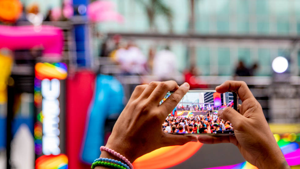 Parada Orgulho LGBT 2018