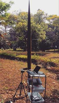 espectrometria de fluorescência de raios-X. Acervo: Pinacoteca de São Paulo