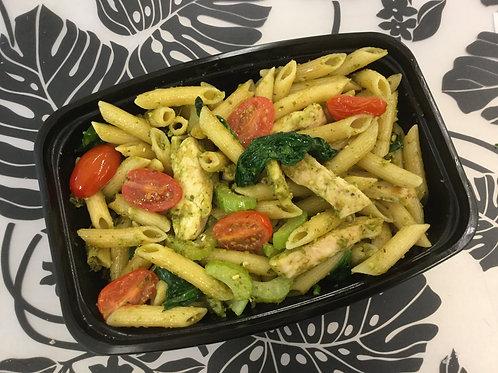 Chicken Penne Pesto Pasta