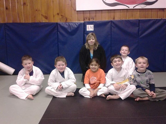 1X a week for one month (Pee Wee Class)