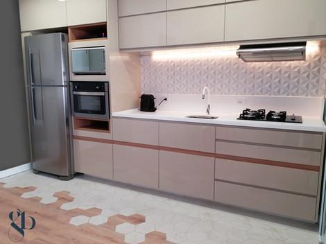 Cozinha | Apartamento | Americana