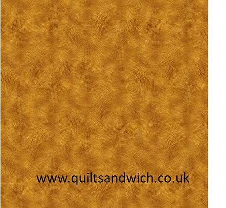 gold blender  116  inches  wide per qtr metres