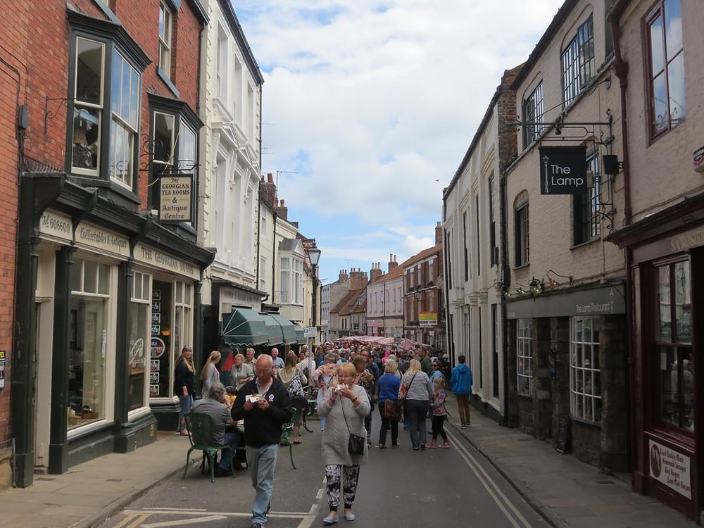 Bridlington Old Town High Street