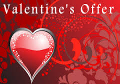 Celebrate Valentines Weekend in Great Bridlington