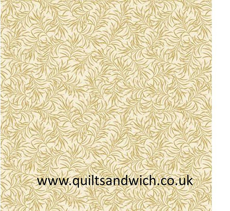 Boughs Beige  106inches  wide per qtr metre
