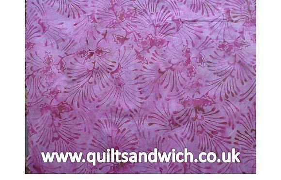QS  Fireworks Pink  per quarter metre