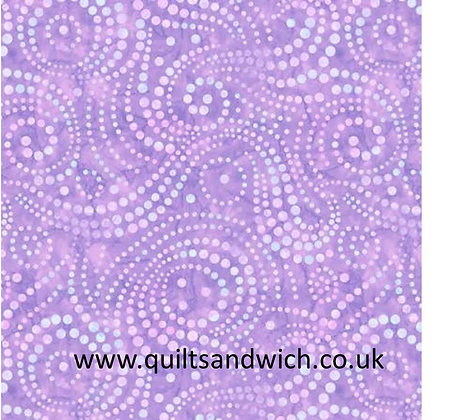 Willmington Ebb & Flo Lavender per qtr mtr