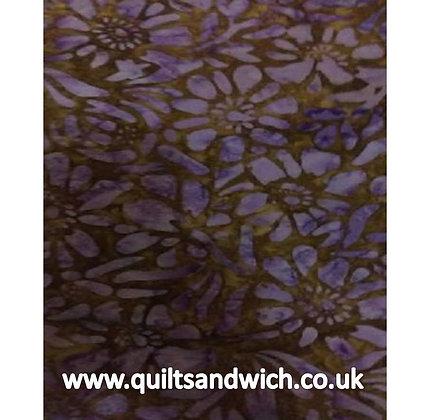 QS  Sunflower Purple per quarter metre