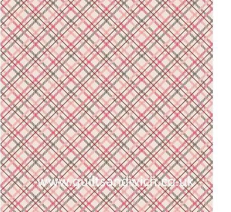 Prim Pink 108inches  per qtr metre