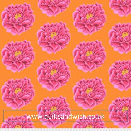 Kaffe Fasset Pink Flower108 inches per qtr M