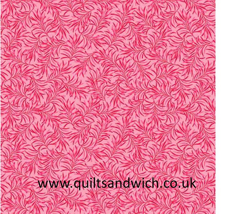 Flamingo -Boughs of Beauty by Benartex 108 inches  per qtr mtr