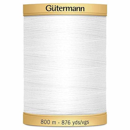 Guterman Cotton 800m  5709 White