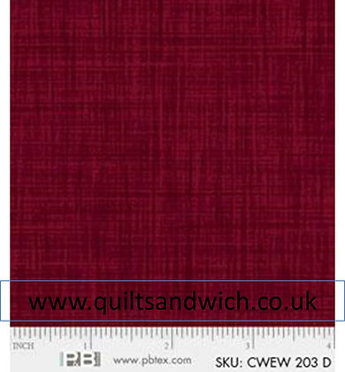 P & B Colour weave  D 108 inches x 49 inches