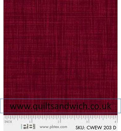 P & B Colour weave  D per qtr metre