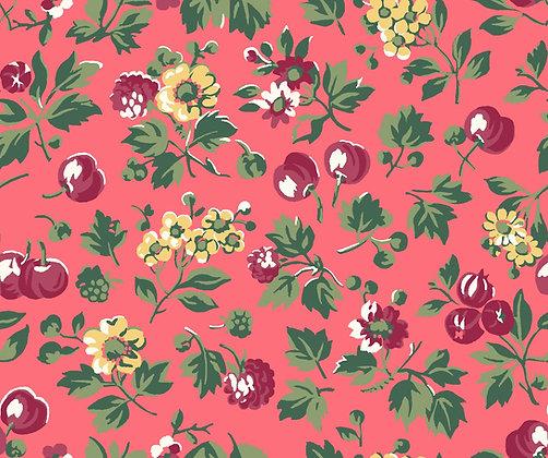 Liberty Wild Cherry pink per quarter metre