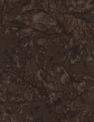 B4000 Chocolate Timeless Treasures per qtr metre