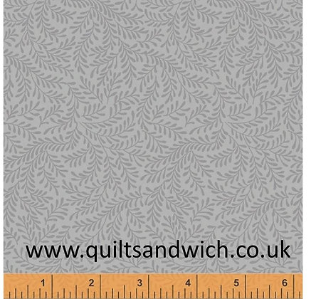 Windham Grey feathers per qtr metre