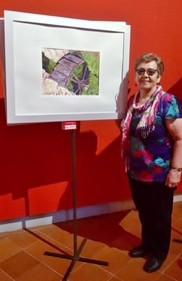 Carol Davidson Old Town Gallery Information Point