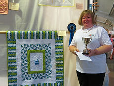 Fiona Garth Quilt Sandwich Longarm Quilting Workshops & Retreats