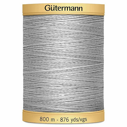 Guterman Cotton 800m 618 pale grey