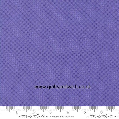 Moda Purple Fiddle Dee Dee  108 inches x 17 inches  wide per qtr metre
