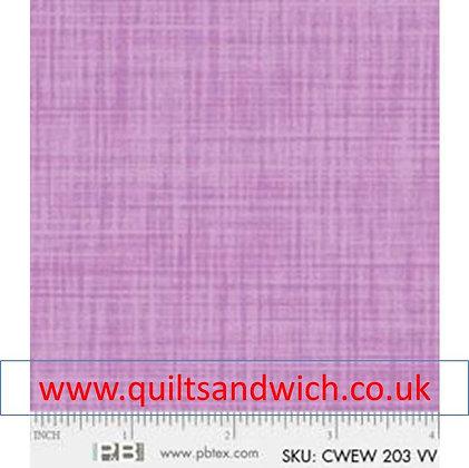 P & B Colour weave vv per qtr metre