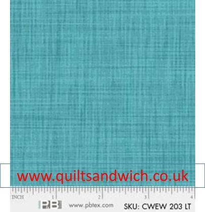 P & B Colour weave lt per qtr metre